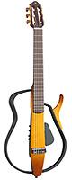 YAMAHA(ヤマハ) / サイレントギター タバコブラウンサンバースト SLG110N 【ナイロン弦のエレガットタイプ】