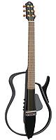 YAMAHA(ヤマハ) / サイレントギター ブラックメタリック SLG110S BM 【スチール弦のフォークギタータイプ】