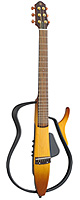 YAMAHA(ヤマハ) / サイレントギター タバコブラウンサンバースト SLG110S 【スチール弦のフォークギタータイプ】