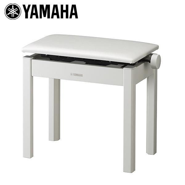 Yamaha(ヤマハ) / BC-205WH  - ピアノ用高低自在椅子/ホワイト -