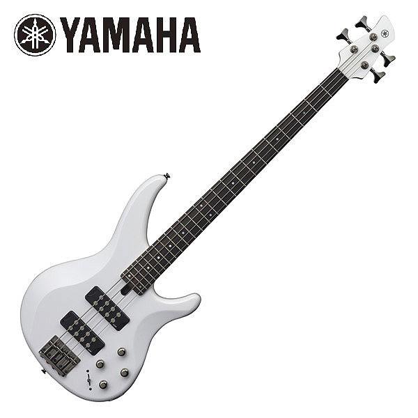 Yamaha(ヤマハ) / TRBX304 WH ( WHITE ) - エレキベース -
