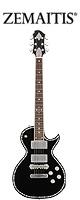 Zemaitis(ゼマティス) / A24SU BLACK  PEARL - エレキギター -