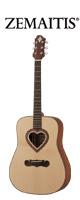 Zemaitis(ゼマティス) / CAD-100HW - アコーステックギター - ■限定セット内容■→ 【・ギタースタンド(JS-AG100) 】