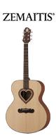 Zemaitis(ゼマティス) / CAJ-100HW - アコーステックギター - ■限定セット内容■→ 【・ギタースタンド(GS401B) 】