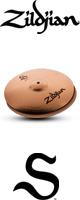 "Zildjian(ジルジャン) / S Series 14"" Hi-Hat Top 【NAZLS14HT】 - ハイハット・トップ - ■限定セット内容■→ 【・クリーニングクロス】"