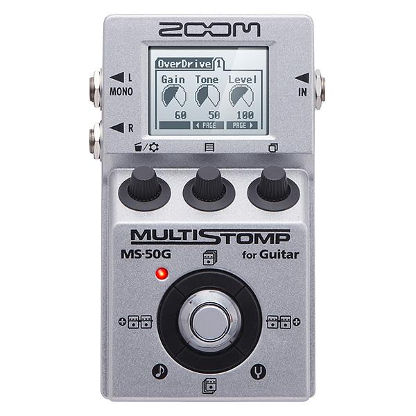 Zoom(ズーム) / MS-50G - アンプシュミレーター マルチエフェクター -