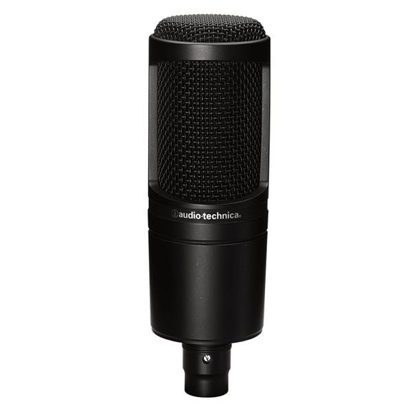 audio-technica(オーディオテクニカ) / AT2020 【バックエレクトレット・コンデンサー型マイク】