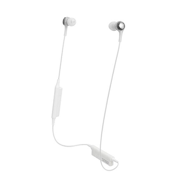 48cad1a8d9ad6c audio-technica(オーディオテクニカ) / ATH-CK200BT(ホワイト) - ワイヤレス
