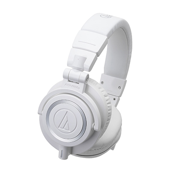 audio-technica(オーディオテクニカ) / ATH-M50xWH (ホワイト) 密閉ダイナミック型ヘッドホン 1大特典セット