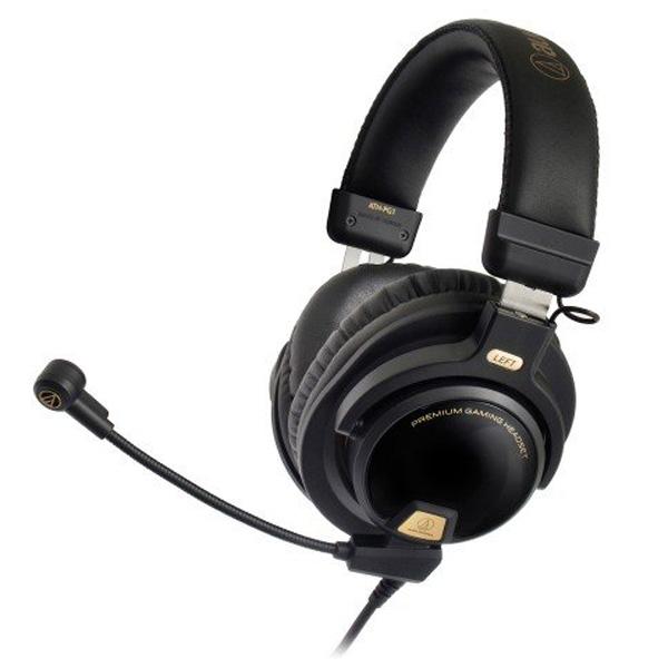 audio-technica(オーディオテクニカ) / ATH-PG1 - 密閉型ゲーミングヘッドセット -