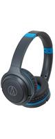 audio-technica(オーディオテクニカ) / ATH-S200BT(グレーブルー) - ワイヤレスヘッドホン -