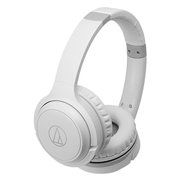 audio-technica(オーディオテクニカ) / ATH-S200BT(ホワイト) - ワイヤレスヘッドホン -