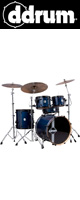 ddrum(ディードラム) / Reflex RSL BUS 4pc Kit - ドラムセット -
