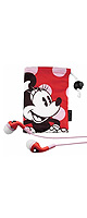 eKids(イーキッズ) /  Minnie Mouse Noise Isolating Earphones DM-M15 - イヤホン 【ミニーマウス】