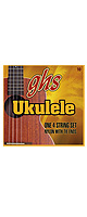 ghs(ガス) / Hawaiian Ukulele H-10 - ウクレレ・弦 - ブラックナイロン
