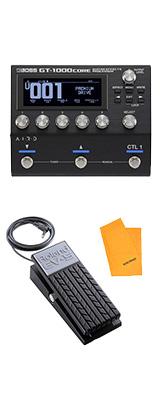 【ペダルセット】Boss(ボス) / GT-1000CORE / Guitar Effects Processor マルチエフェクター  1大特典セット