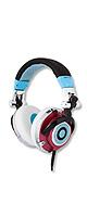 iFrogz (アイフロッグス) / EarPollution Moguls - Blue/Red - (EP-MG-BLU/RED) - ヘッドホン - ■限定セット内容■→ 【・最上級エージング・ツール 】
