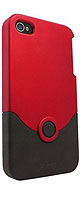 iFrogz (アイフロッグス) / Luxe Original (Red/Black) - iPhone 4 -