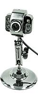 RoboWorks(ロボワークス) / ロボカメラ (■LEDライト■マイク搭載) 500万画素