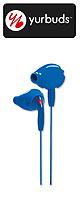 yurbuds(ヤーバッズ) / Ironman Inspire (Blue) - スポーツタイプイヤホン -
